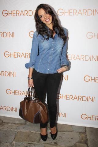 Alessia Reato - Milano - 21-02-2014 - Bianca, colorata o fantasia: qual è la tua camicia?