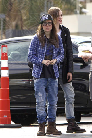 Ellen Page, Evan Rachel Wood - Los Angeles - 23-02-2014 - Erin Foster: dalla relazione con Samantha Ronson a Harry Styles