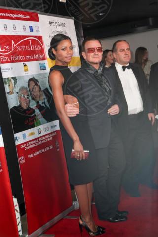 Naomie Harris, Bono - Los Angeles - 24-02-2014 - Los Angeles Italia: prima serata con Elisabetta Canalis