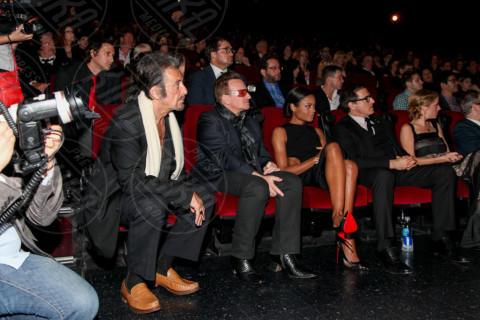 Naomie Harris, Bono, Al Pacino - Los Angeles - 24-02-2014 - Los Angeles Italia: prima serata con Elisabetta Canalis
