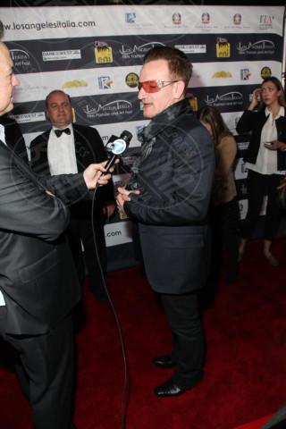 Bono - Los Angeles - 24-02-2014 - Los Angeles Italia: prima serata con Elisabetta Canalis