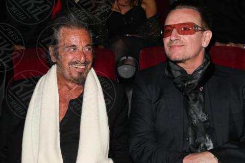 Bono, Al Pacino - Los Angeles - 24-02-2014 - Los Angeles Italia: prima serata con Elisabetta Canalis