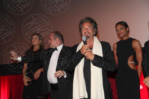 Naomie Harris, Elisabetta Canalis, Bono, Al Pacino - Los Angeles - 24-02-2014 - Los Angeles Italia: prima serata con Elisabetta Canalis