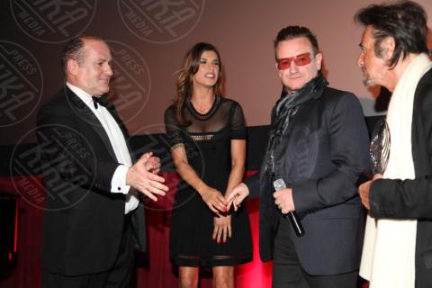 Elisabetta Canalis, Bono, Al Pacino - Los Angeles - 24-02-2014 - Los Angeles Italia: prima serata con Elisabetta Canalis