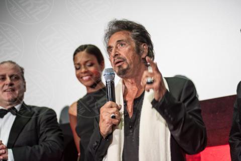 Naomie Harris, Al Pacino - Los Angeles - 24-02-2014 - Los Angeles Italia: prima serata con Elisabetta Canalis