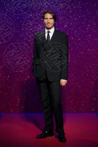 Christian Bale - Londra - 24-02-2014 - Ricky Martin è l'ultima delle star a restare...di cera!