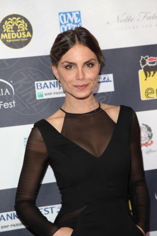 Nina Senicar - Los Angeles - 24-02-2014 - Los Angeles Italia: prima serata con Elisabetta Canalis