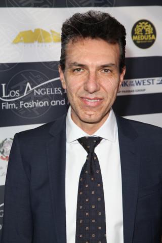 Giuseppe Perrone - Los Angeles - 24-02-2014 - Los Angeles Italia: prima serata con Elisabetta Canalis