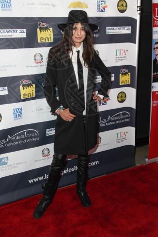 Gabriella Wright - Los Angeles - 24-02-2014 - Los Angeles Italia: prima serata con Elisabetta Canalis