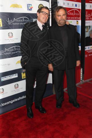 David O. Russell, Franco Nero - Los Angeles - 24-02-2014 - Los Angeles Italia: prima serata con Elisabetta Canalis
