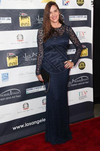 Ospite - Los Angeles - 24-02-2014 - Los Angeles Italia: prima serata con Elisabetta Canalis