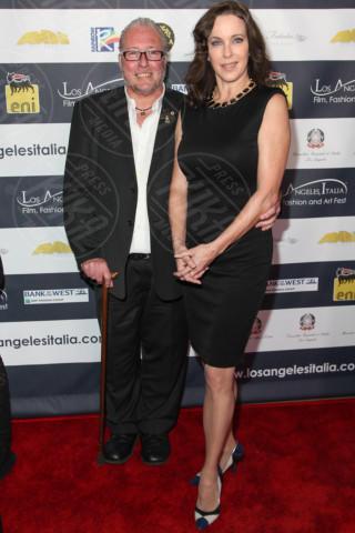 Los Angeles - 24-02-2014 - Los Angeles Italia: prima serata con Elisabetta Canalis
