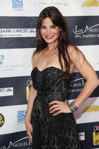 Lucilla Sola - Los Angeles - 24-02-2014 - Los Angeles Italia: prima serata con Elisabetta Canalis