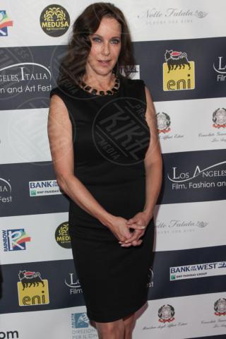 Clarissa Burt - Los Angeles - 24-02-2014 - Los Angeles Italia: prima serata con Elisabetta Canalis