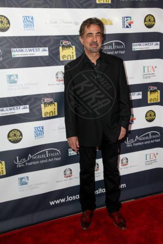 Camilla Sola, Lucilla Sola, Joe Mantegna - Los Angeles - 24-02-2014 - Los Angeles Italia: prima serata con Elisabetta Canalis