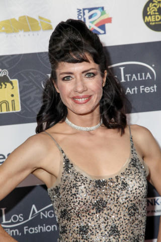 Cristina Parovel - Los Angeles - 24-02-2014 - Los Angeles Italia: prima serata con Elisabetta Canalis