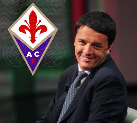 Matteo Renzi - 09-03-2013 - Quando il tifo lo fanno le celebrity