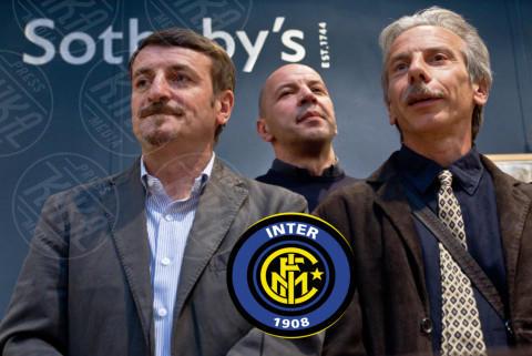 Giacomo Poretti, Giovanni Storti, Aldo Baglio - Milano - 20-04-2011 - Quando il tifo lo fanno le celebrity