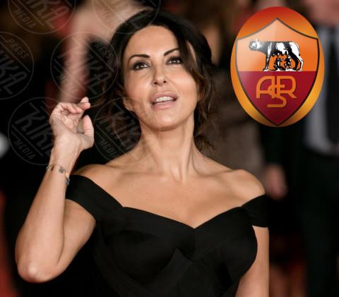 Sabrina Ferilli - 07-11-2013 - Quando il tifo lo fanno le celebrity