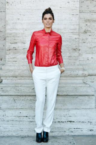 Valeria Solarino - Roma - 23-02-2014 - Questa primavera mi vesto color sorbetto!
