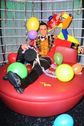 Robbie Williams - Berlino - 26-02-2014 - Ricky Martin è l'ultima delle star a restare...di cera!