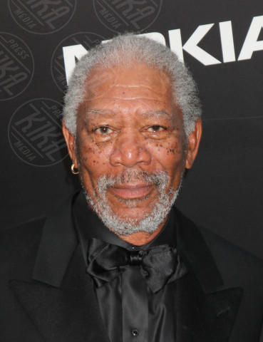 Morgan Freeman - New York - 17-07-2012 - James Franco si spoglia per Hillary Clinton!