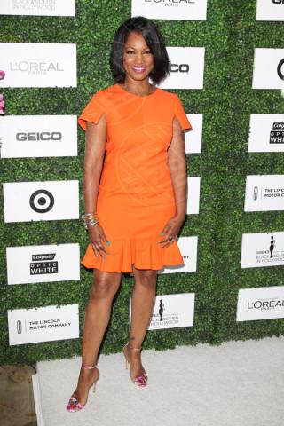 Garcelle Beauvais - Beverly Hills - 27-02-2014 - Giallo e arancione, colori del sole e dell'estate!