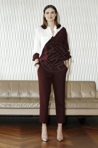 Kasia Smutniak - Milano - 28-02-2014 - Kasia Smutniak è diventata mamma! Fiocco azzurro per la star
