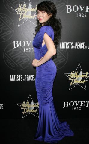 Katherine Castro - Los Angeles - 27-02-2014 - Vade retro abito! Rumer Willis incanta al Domino & Bovet Gala
