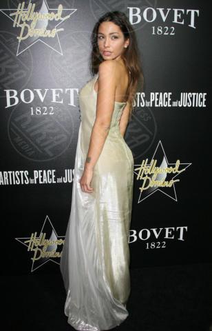 Sofia Valleri - Los Angeles - 27-02-2014 - Vade retro abito! Rumer Willis incanta al Domino & Bovet Gala