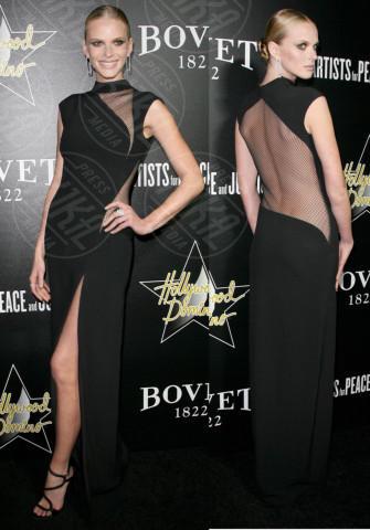 Anne Vyalitsyna - Los Angeles - 27-02-2014 - Vade retro abito! Rumer Willis incanta al Domino & Bovet Gala