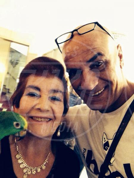 Francesco Lombardi, Ghyblj - amore - Sanremo - 22-02-2014 - Diario di Amore, il pappagallo del Papa, da Sanremo