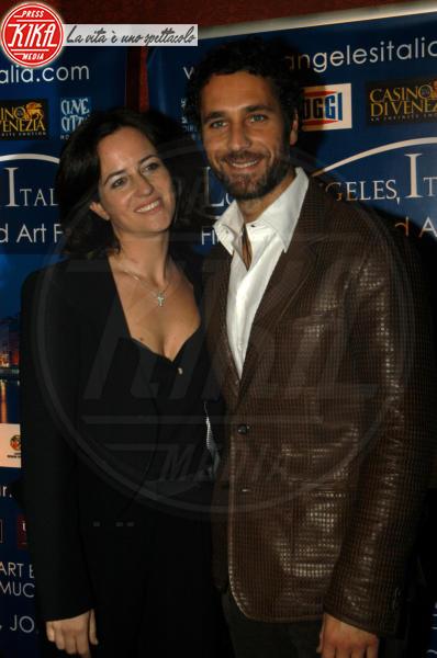 """Chiara Giordano, Raoul Bova - Los Angeles - Sfogo Raoul Bova: """"Con Chiara è finita, ma non sono gay"""""""