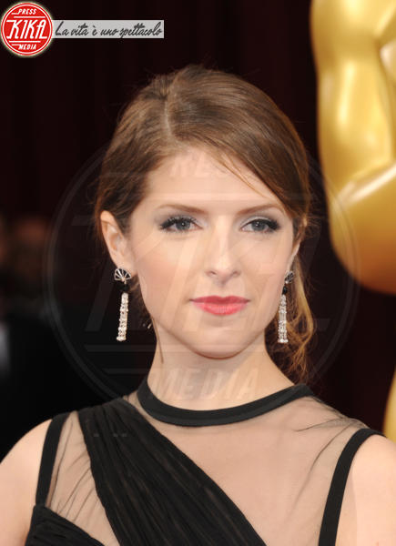 Anna Kendrick - Hollywood - 02-03-2014 - 86th Oscar: sfida all'ultima acconciatura