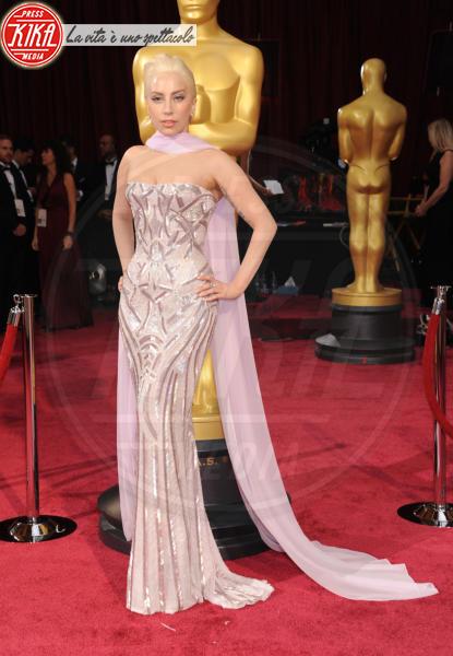 Lady Gaga - Hollywood - 02-03-2014 - Vade retro abito! Le scelte delle star agli 86th Oscar