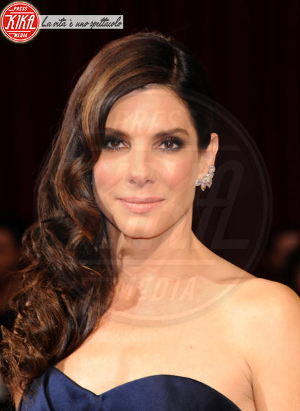 Sandra Bullock - Hollywood - 02-03-2014 - 86th Oscar: sfida all'ultima acconciatura