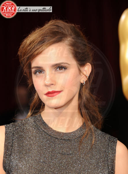 Emma Watson - Hollywood - 02-03-2014 - 86th Oscar: sfida all'ultima acconciatura