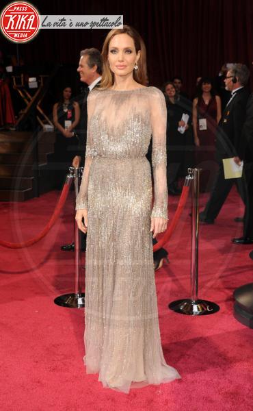Angelina Jolie - Hollywood - 02-03-2014 - Vade retro abito! Le scelte delle star agli 86th Oscar