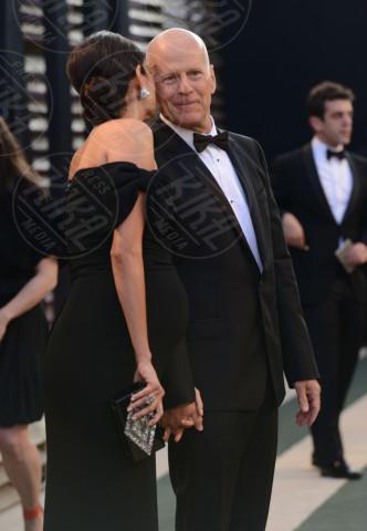 Emma Heming, Bruce Willis - Hollywood - 02-03-2014 - Bruce Willis, il suo resort ai Caraibi vi lascerà senza parole