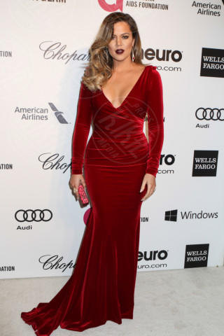 Khloe Kardashian - West Hollywood - 03-03-2014 - Morbido, caldo, sontuoso: è il velluto, bellezza!