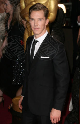 Benedict Cumberbatch - Los Angeles - 02-03-2014 - Benedict Cumberbatch si scusa per il termine colored