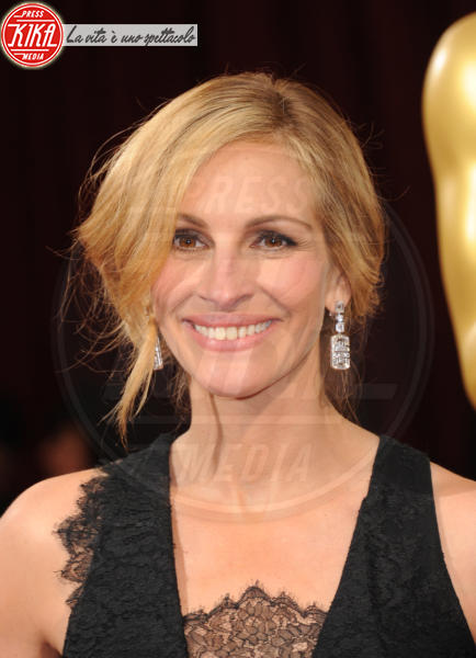 Julia Roberts - Hollywood - 02-03-2014 - 86th Oscar: sfida all'ultima acconciatura