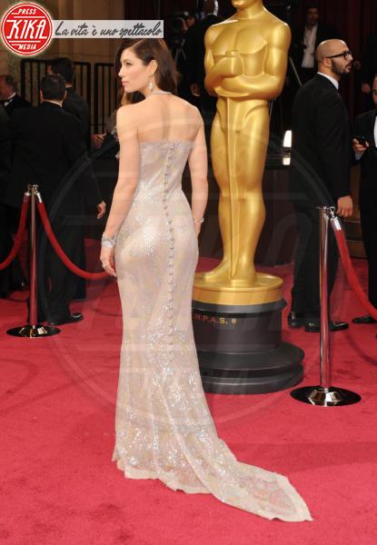 Jessica Biel - Hollywood - 02-03-2014 - Vade retro abito! Le scelte delle star agli 86th Oscar