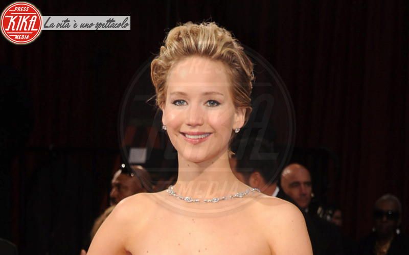Jennifer Lawrence - Hollywood - 02-03-2014 - 86th Oscar: sfida all'ultima acconciatura