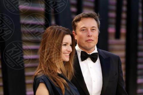 Elon Musk, Talulah Riley - Los Angeles - 02-03-2014 - Ecco com'è la casa di un miliardario