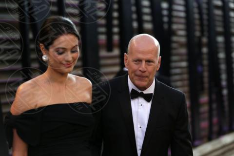 Emma Heming, Bruce Willis - Los Angeles - 02-03-2014 - Bruce Willis, il suo resort ai Caraibi vi lascerà senza parole