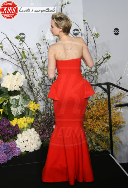 Jennifer Lawrence - Hollywood - 02-03-2014 - Vade retro abito! Le scelte delle star agli 86th Oscar