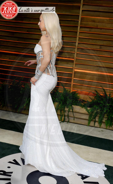 Lady Gaga - West Hollywood - 02-03-2014 - Vade retro abito! Le scelte delle star agli 86th Oscar