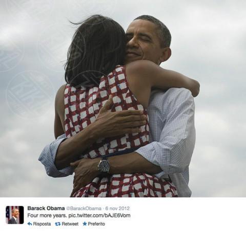 Michelle Obama, Barack Obama - Vuoi essere vincente? Vestiti di rosso
