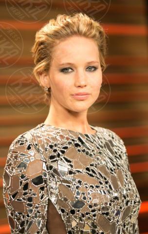 """Jennifer Lawrence - Los Angeles - 02-03-2014 - J-Law contro tutti: """"Il corpo è mio e me lo gestisco io!"""""""